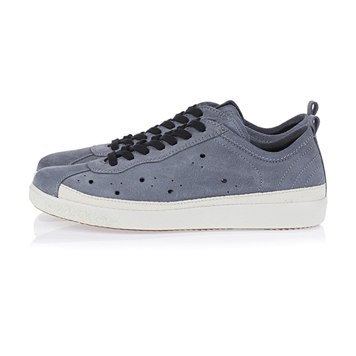 Track Suede Low_gray
