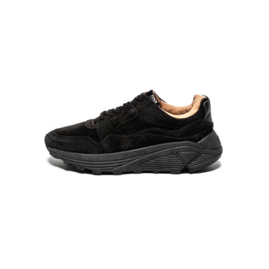 WOMEN'S Vinci Low_Nero