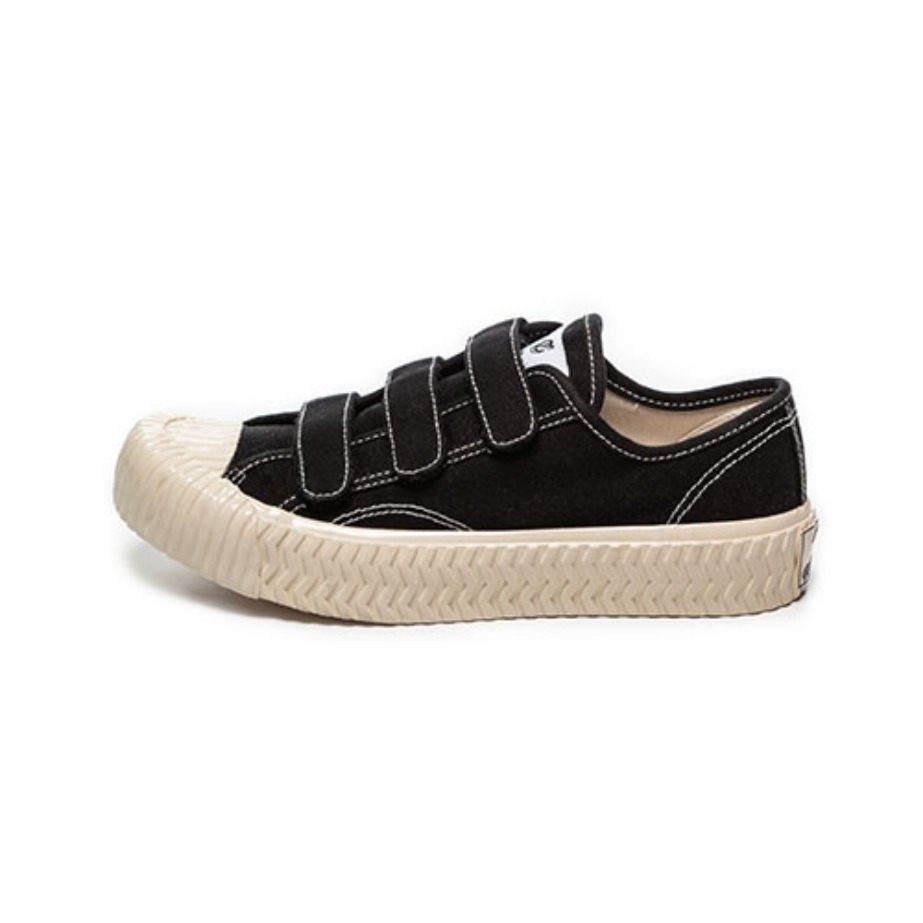 Bolt Low Velcro_Carbon Black