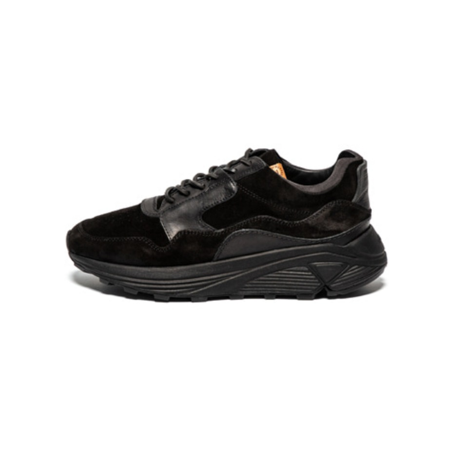 WOMEN'S 19SS Vinci Low_Nero/Black