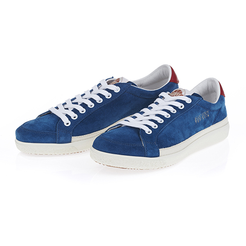 Top Spin Suede Low