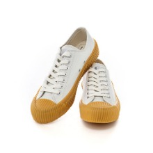 Bolt Low Goat Leather_White/Gum