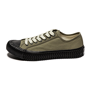 [윤박착화] BOLT Low_Smocky Green / Black